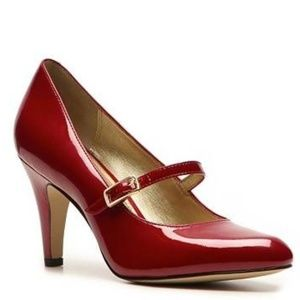 NEW! Kelly & Katie Red Mary Jane